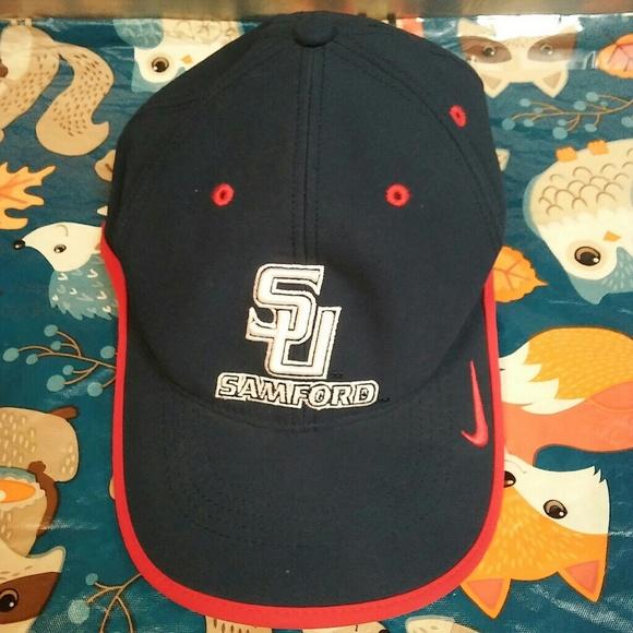 the latest deb23 cb244 Nike Samford University Dri Fit Adjustable Hat! M 5a4553c8a4c485371e0df69a